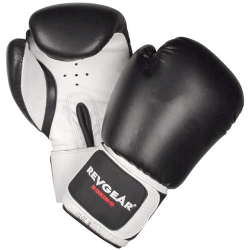 Revgear Pro Leather Training Gloves